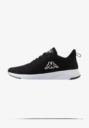 CUMBER - Sports shoes - black/white