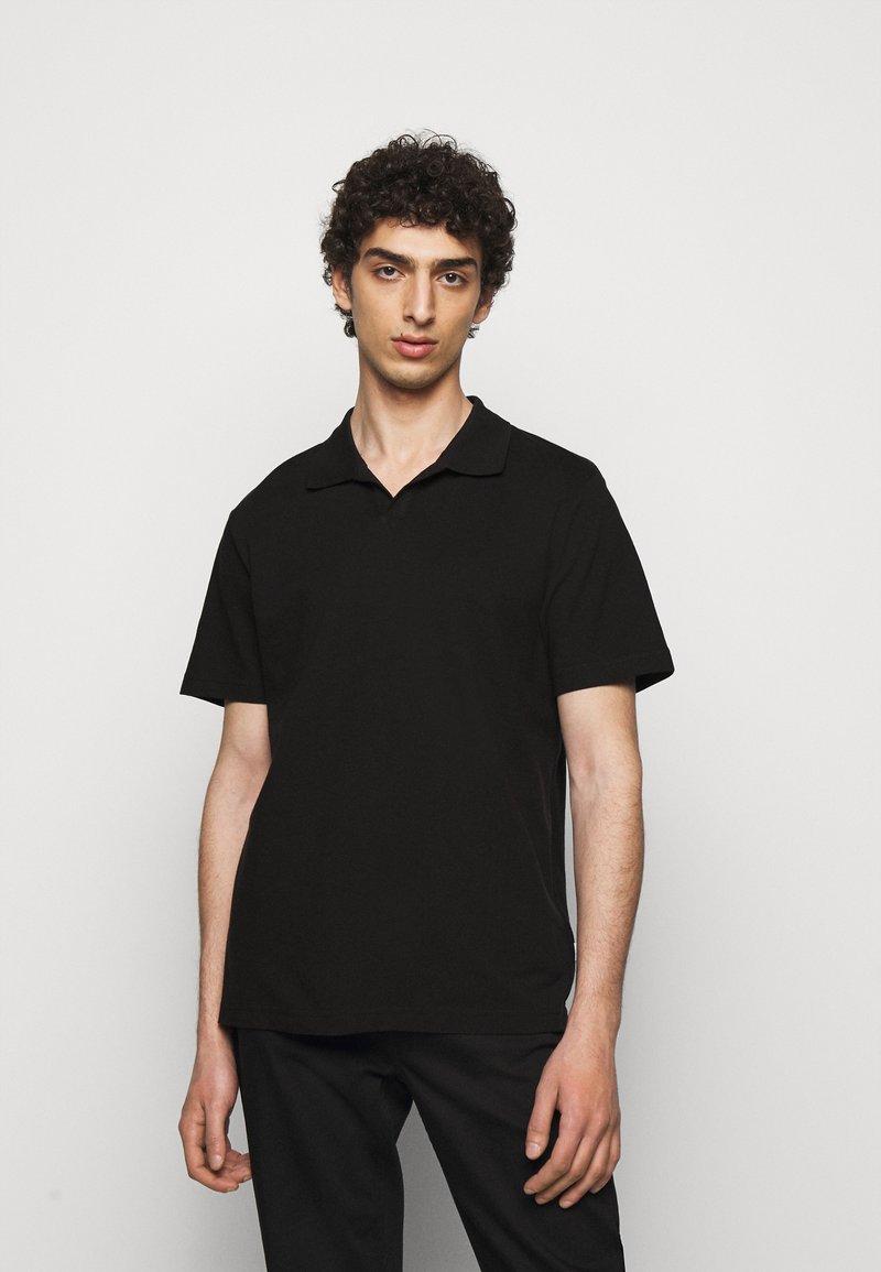 NN07 - PAUL  - Polo - black