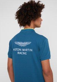 Hackett Aston Martin Racing - Polo - white/multi - 3