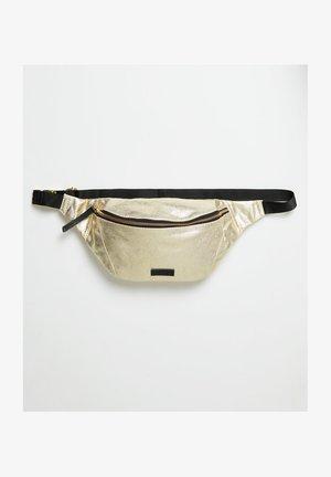 Bum bag - gold foil
