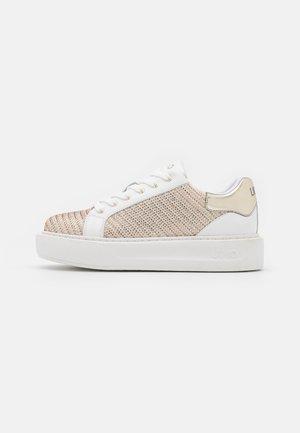KYLIE  - Sneakersy niskie - white