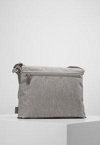 Jost - Across body bag - light grey - 2