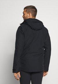 Haglöfs - SKUTA JACKET MEN - Hardshell jacket - true black - 2