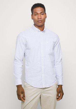 WEBEX SIGNATURE STRIPE - Shirt - blue