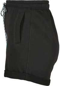 Urban Classics - FRAUEN  - Shorts - black - 6