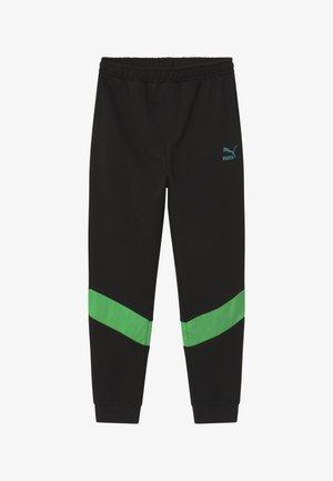 PUMA X ZALANDO TAPERED - Pantaloni sportivi - black