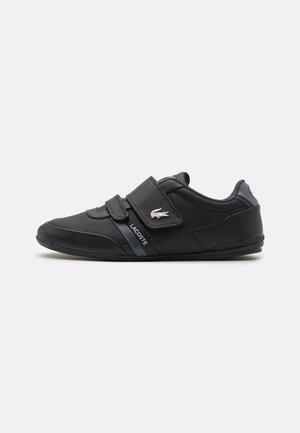 MISANO STRAP - Sneakersy niskie - black