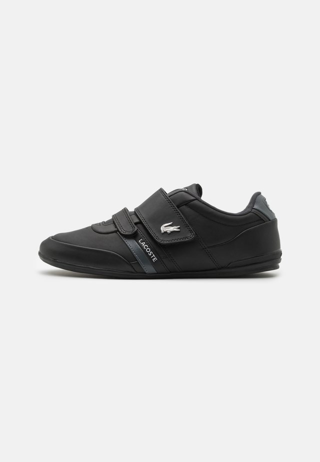 MISANO STRAP - Trainers - black