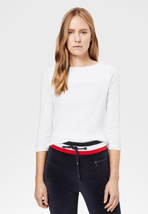 LOUNA - Long sleeved top - off-white