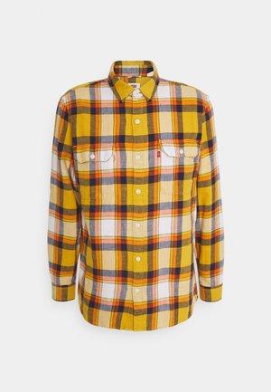 JACKSON WORKER - Overhemd - grassquit cool yellow
