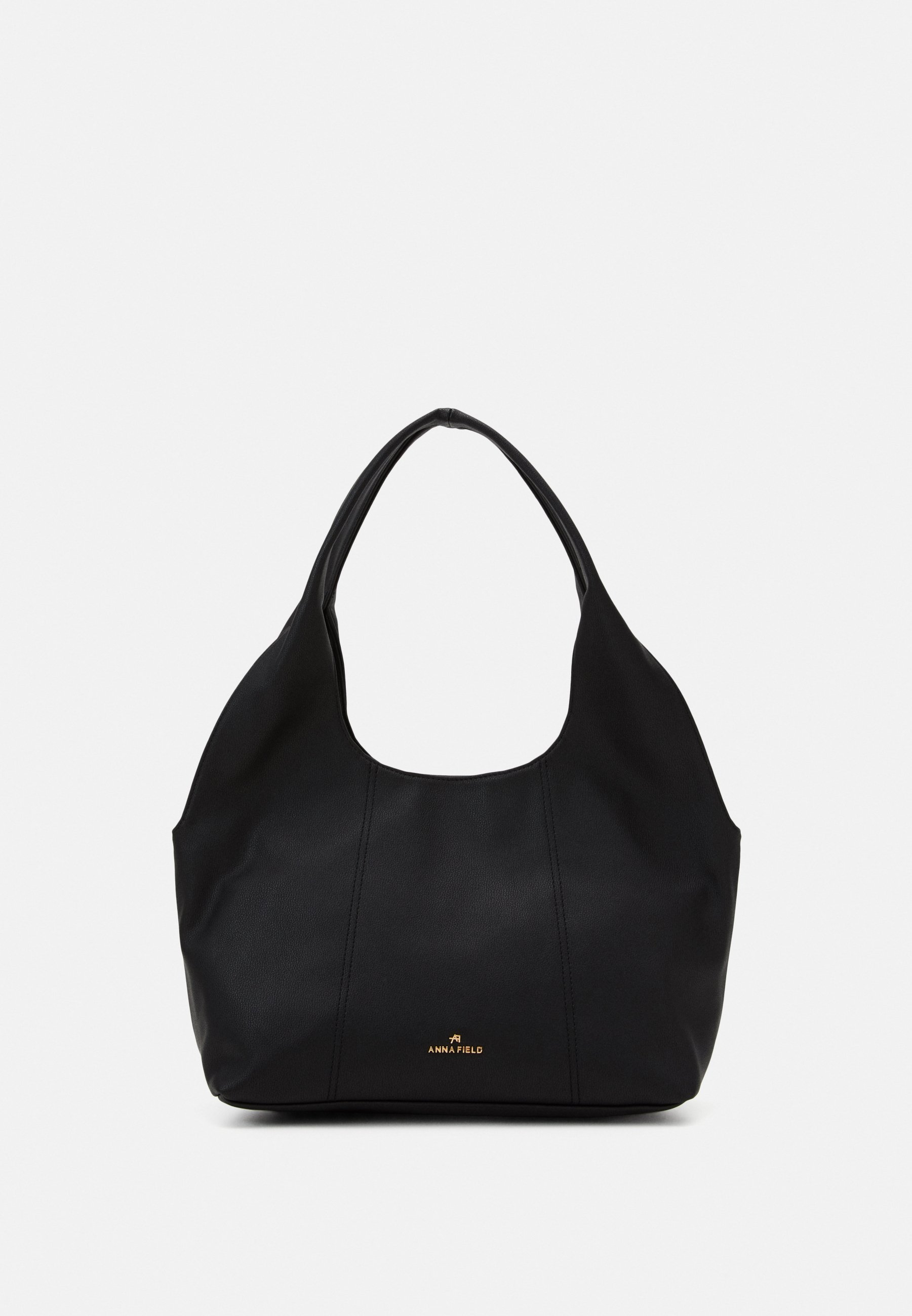 Anna Field Shopping Bag - Black/schwarz