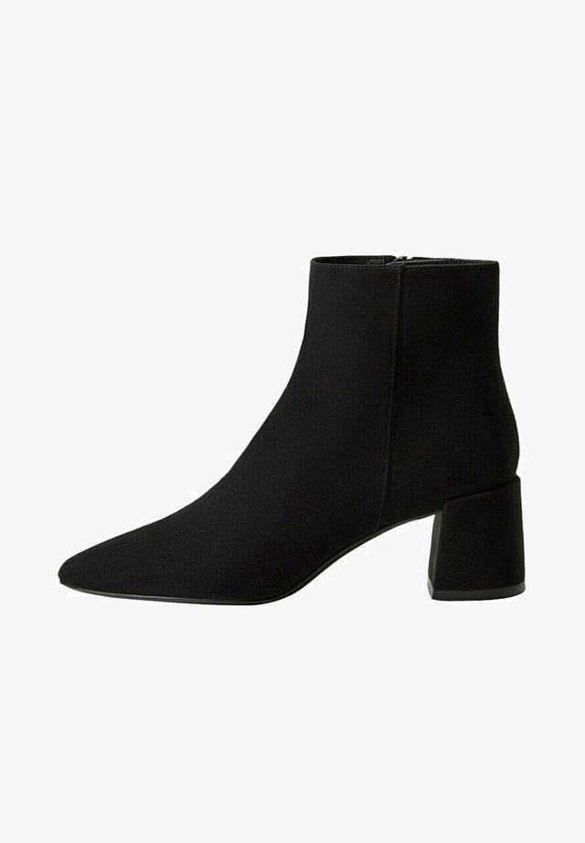 NOONA - Korte laarzen - schwarz