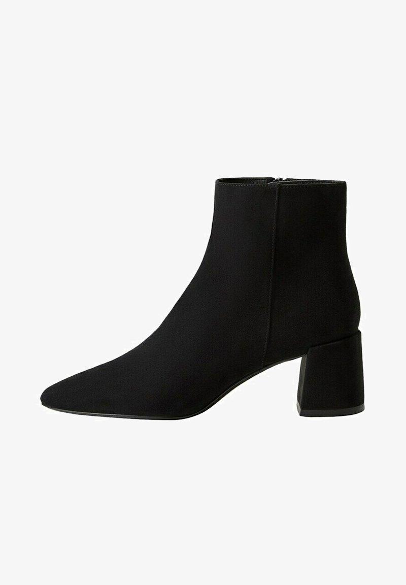 Mango - NOONA - Classic ankle boots - schwarz