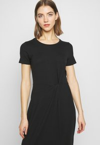 Vero Moda - VMAVA LULU ANCLE DRESS - Maxikjole - black - 5