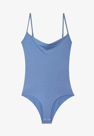 Top - dark blue