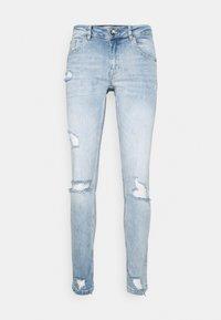 BARCELONA DESTROY - Jeans Skinny Fit - bleach