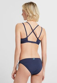 Esprit - CLEARWATER BEACH MINI SOLID - Bikini bottoms - navy - 2
