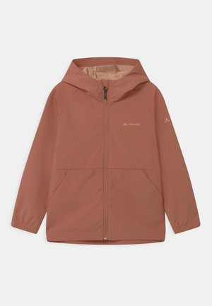 KINICH UNISEX - Giacca softshell - dusty rose