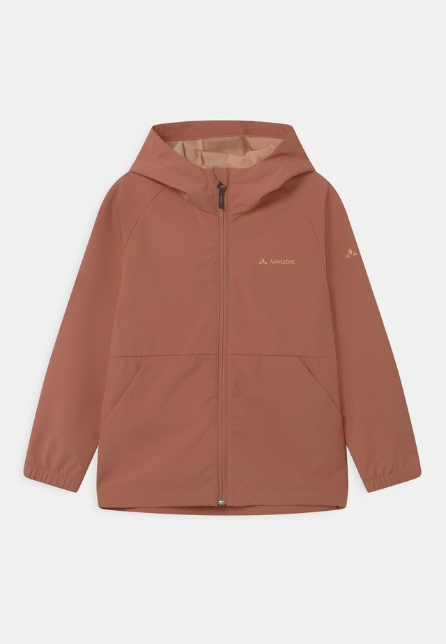 KINICH UNISEX - Soft shell jacket - dusty rose