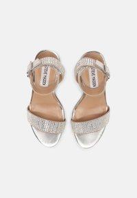 Steve Madden - YUMA-R - Sandals - silver - 4