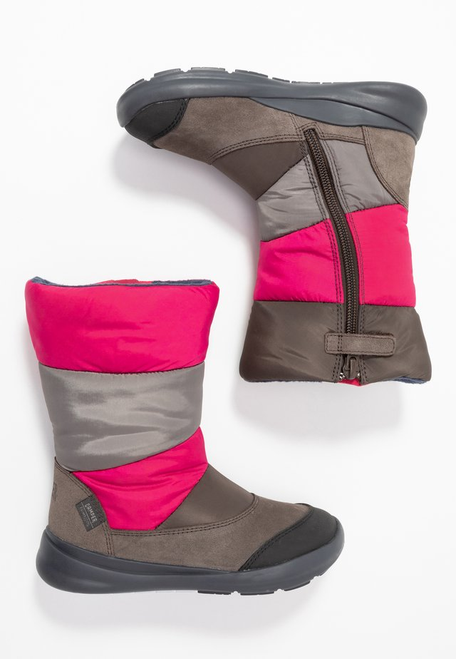 TWINS - Botas para la nieve - multicolor