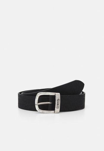 B-ROUNCLE BELT - Belt - black