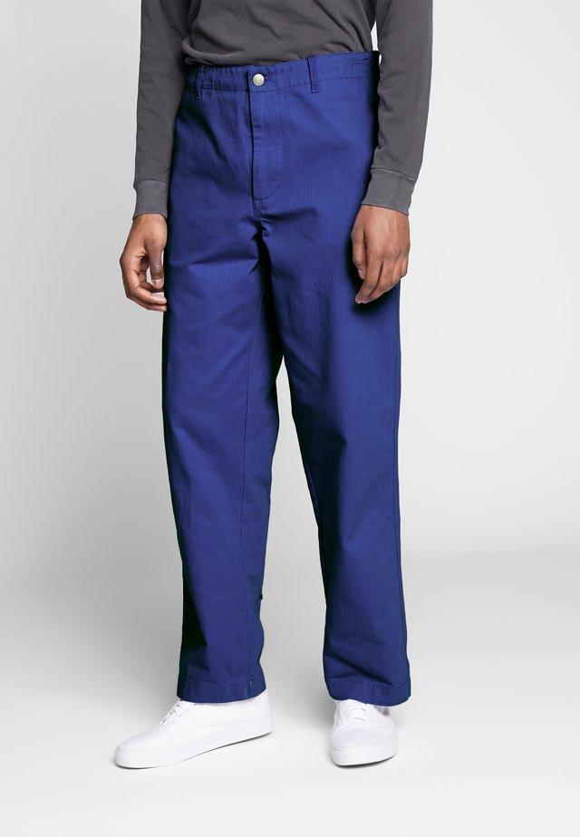 MARSHAL UTILITY PANT - Kalhoty - ultramarine