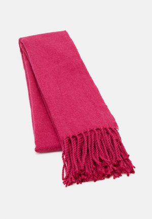 ULLIS SCARF - Scarf - strong pink