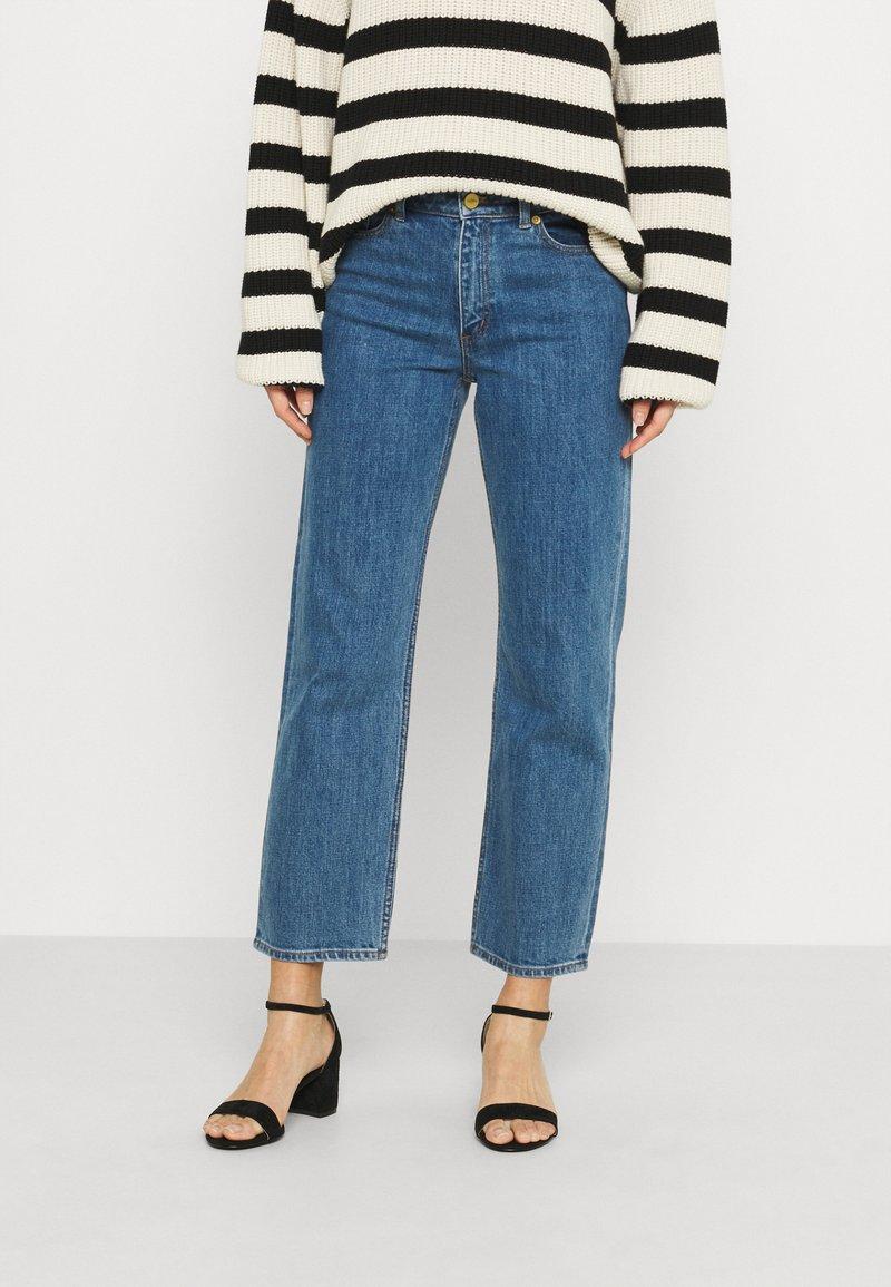 Stylein - KASEY - Straight leg jeans - denim blue