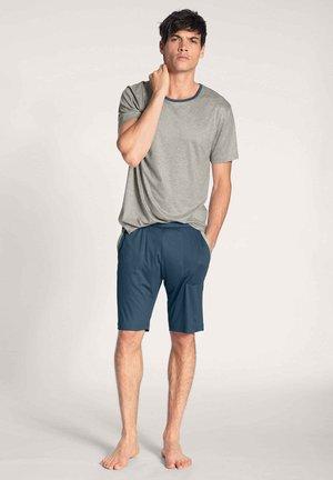 COMPOSTABLE - Pyjama set - gravel mele