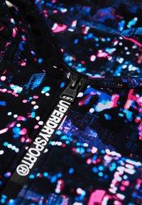 Superdry - Swimsuit - metallic black - 4