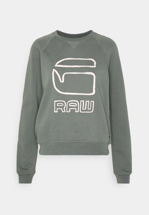 GRAPHIC GRAW STRAIGHT R SW WMN L\S - Sweater - orphus