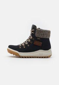 Rieker - Winter boots - pazifik/anthrazit/graphit/mogano - 1