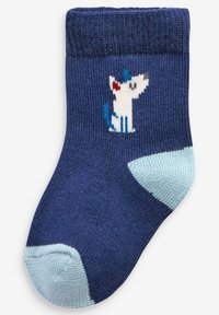 Next - 5 PACK DOG - Ponožky - blue - 4