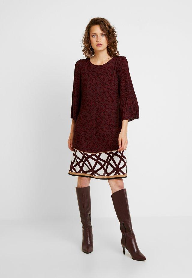 KURZ - Day dress - red