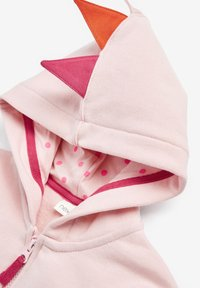 Next - SOFT TOUCH - Zip-up hoodie - pink - 2