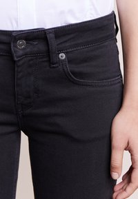 DRYKORN - PAY - Jeansy Skinny Fit - black - 3
