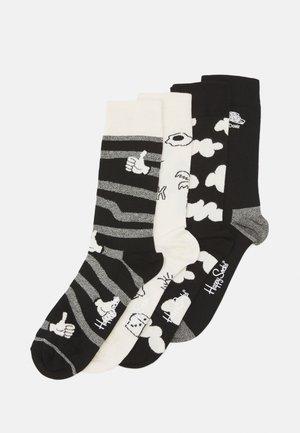 4 PACK UNISEX - Socks - multi