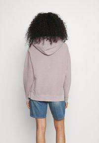 CLOSED - Sweatshirt - dark mauve - 2