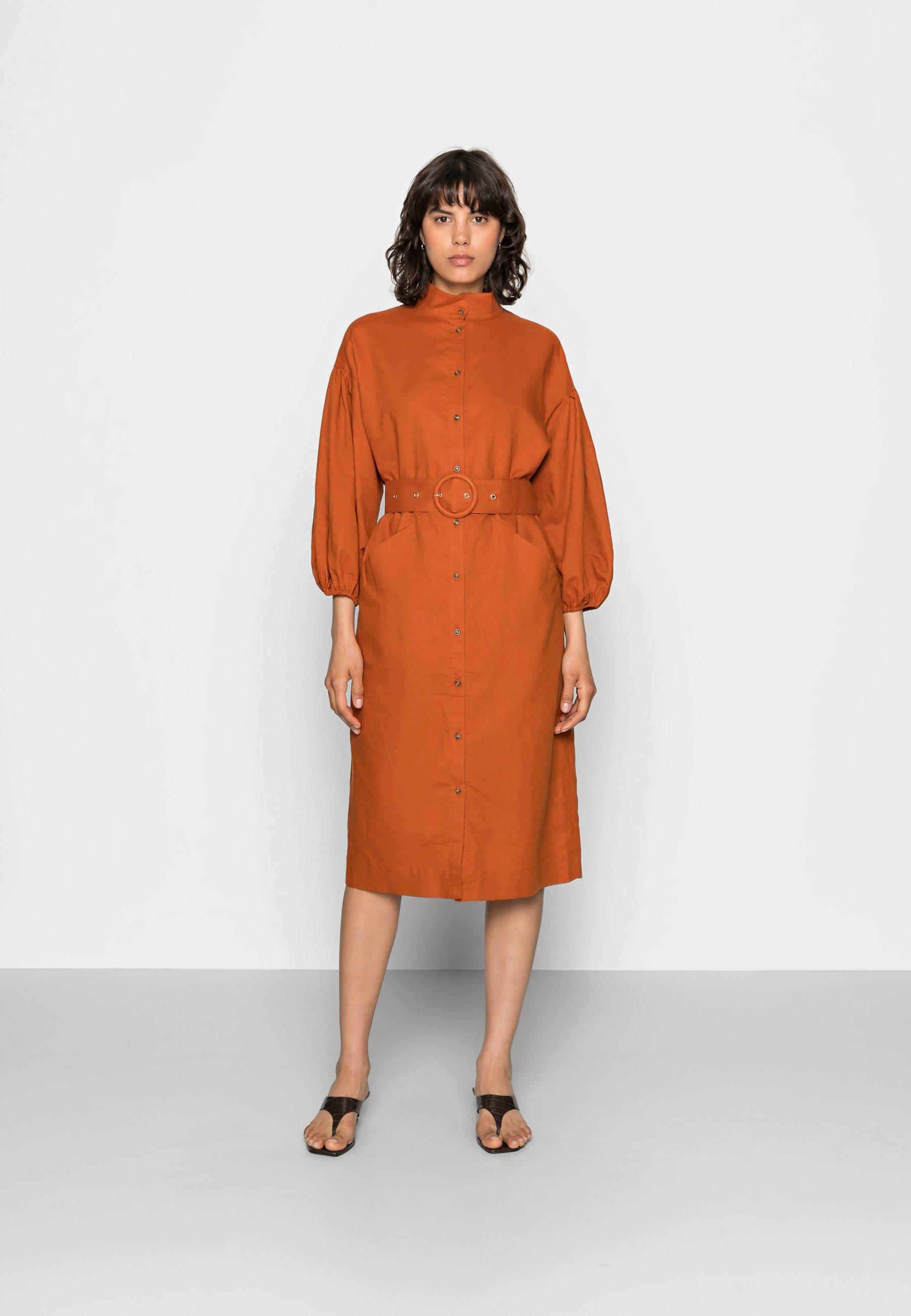 Mujer DRESS - Vestido camisero
