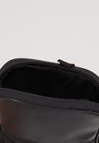 Alpha Industries - UTILITY BAG - Across body bag - black - 4