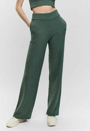 HOSE NORMAL WAIST - Trousers - laurel wreath