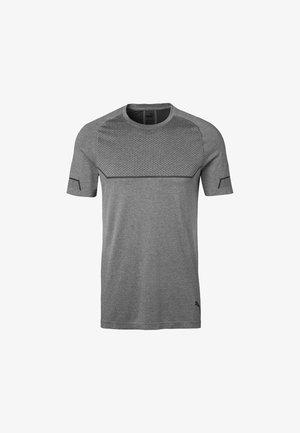 ENERGY SEAMLESS - T-shirt basique - medium gray heather