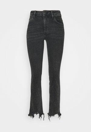 PACHAFRAN - Jeans Slim Fit - noir/argent