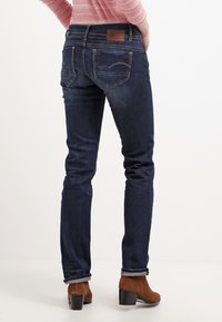 G-Star - MIDGE SADDLE MID STRAIGHT  - Straight leg jeans - denim - 2