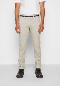 Mason's - TORINO WINTER - Chino kalhoty - light beige - 0