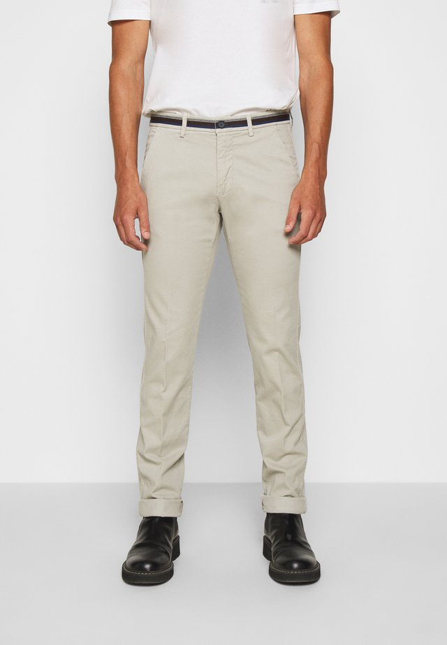 TORINO WINTER - Chino kalhoty - light beige