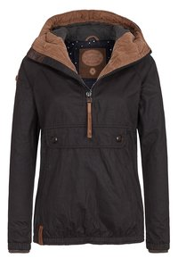 Naketano - Windbreaker - dark brown - 1