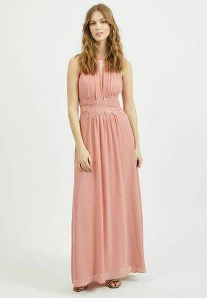 VIMILINA HALTERNECK MAXI DRESS - Ballkleid - old rose