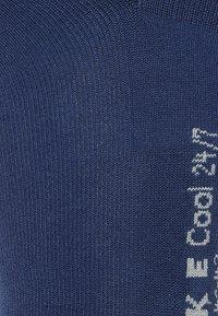 FALKE - COOL 24/7 SNEAKER - Socks - royal blue - 1